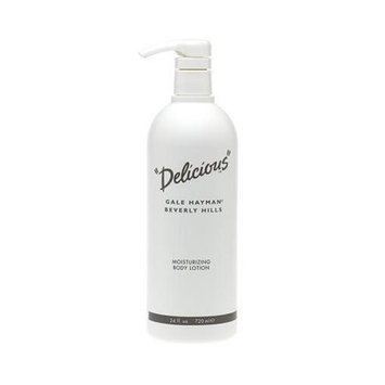 Delicious By Gale Hayman For Women. Body Lotion 24 Ounces