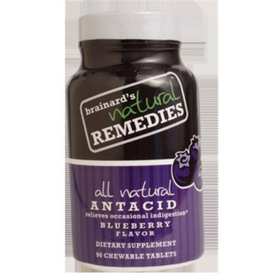 Brainards Natural Remedies Inc BNR-90-042 Blueberry Antacid