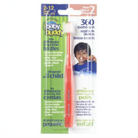 Baby Buddy 360 Toothbrush Step 2, Red, 1 ea
