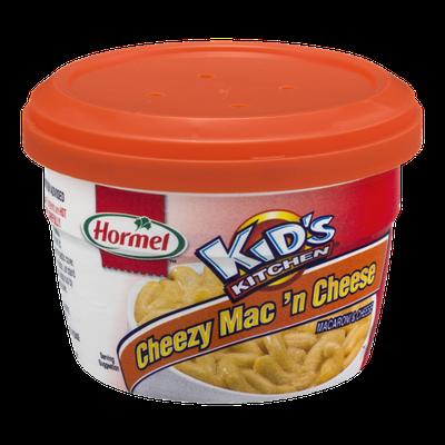 Hormel Kid's Kitchen Cheezy Mac 'n Cheese