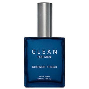 Clean Men CLEAN Men CLEAN For Men, Shower Fresh, Eau de Toilette, 3.4 oz
