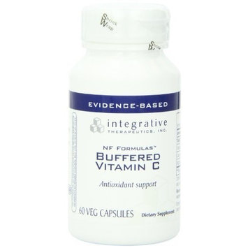 Integrative Therapeutic's Integrative Therapeutics - (Buffered) Vitamin C - 60 caps (Premium Packaging)