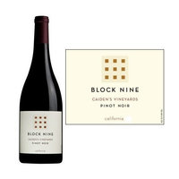 2011 Block Nine Caiden's Vineyard California Pinot Noir 750ml
