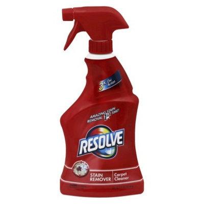 Resolve Stain Remover Carpet Cleaner 22 oz