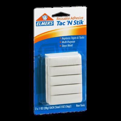 Elmer's Tac 'N Stik - 2 CT