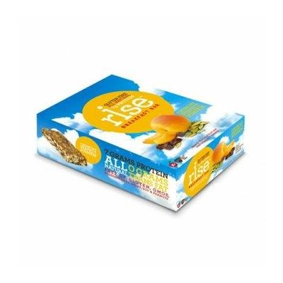 Rise Bar Breakfast Bar Crunchy Pumpkin Case of 12 1.4 oz