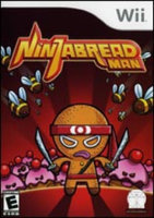 Data Games Ninjabread Man