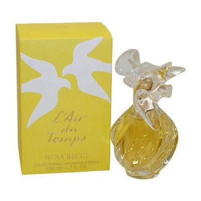 L'Air Du Temps By Nina Ricci For Women. Eau De Parfum Spray 1.7 Oz.