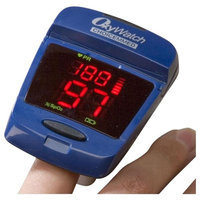 Pulse Oximeter with Easy to Read Display by EasyComforts