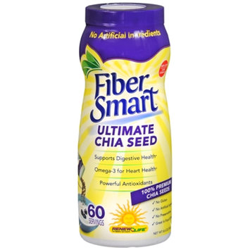 ReNew Life Fiber Smart Ultimate Chia Seed