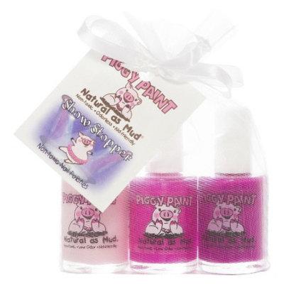 Rockhouse Industries, Inc Piggy Paint Show Stopper Non-Toxic Nail Polish Set - 3 Count