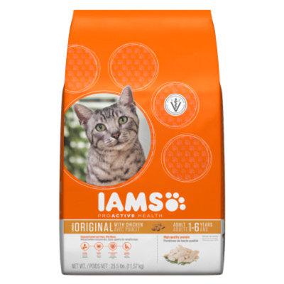 IamsA ProActive Health Cat Food