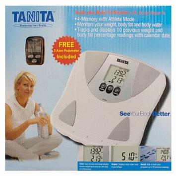 Tanita Innerscan BF-683P Weight