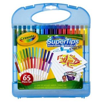 Crayola Supertips Marker Kit