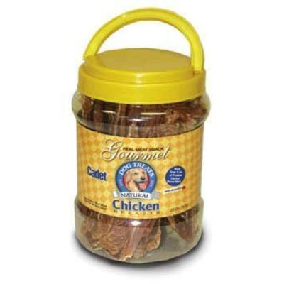 Ims Trading Corporation Gourmet Chicken Breasts Dog Treat