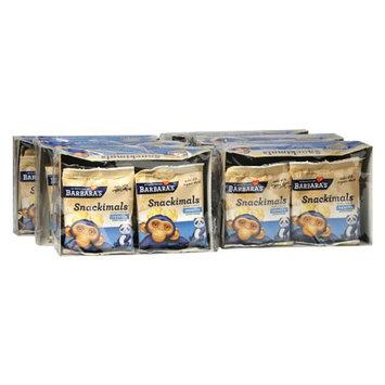 Barbara's Bakery Snackimals Animal Cookies 6 Pack