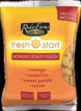 Rader Farms Fresh Start Morning Vitality Fusion