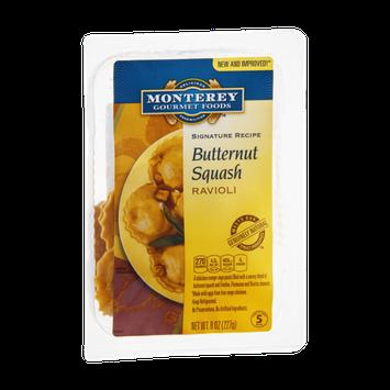 Monterey Gourmet Foods Signature Recipe Ravioli Butternut Squash