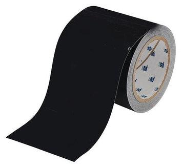 TOUGHSTRIPE 104370 Floor Marking Tape, Roll,4In W,100 ft. L