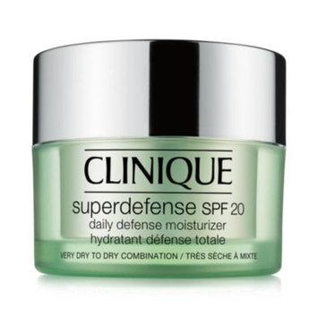 Superdefense Daily Defense Moisturizer SPF 20 Skin Types 1/2, 1 oz