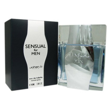 Johan.b Johan B 'Sensual' Men's 2.8-ounce Eau de Toilette Spray
