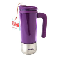 Aladdin Hybrid Plastic Travel Mug