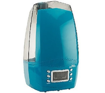Air Innovations Humidifiers 1.5 gal. Clean Mist Smart Humidifier - Teal Turquoises / Aquas HUMID15-TEAL