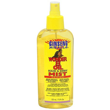 Ginseng Miracle Wonder 8 Oil Hair & Body Mist Original
