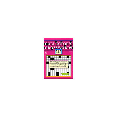 Collector's Crosswords/Subagncy.Com