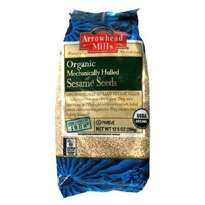 Arrowhead Mills Mechanically Hulled Sesame Seeds, 12.5 Ounce Bag (Pack of 12)