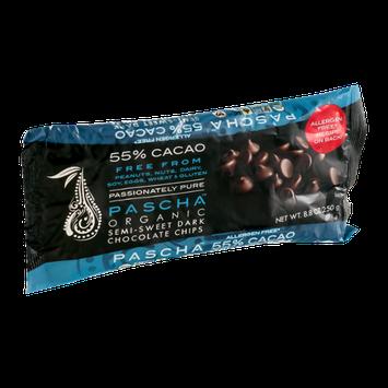 Pascha Organic Semi-Sweet Dark Chocolate Chips