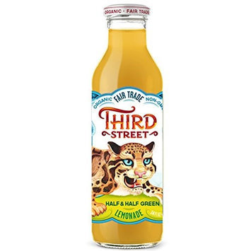 Third St LEMONADE, OG2, HLF & HLF, RTD, (Pack of 12)