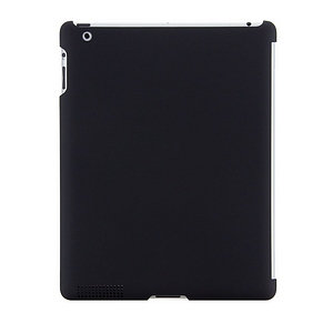 Simplism Japan Smart BACK Cover for iPad 2 Rubber