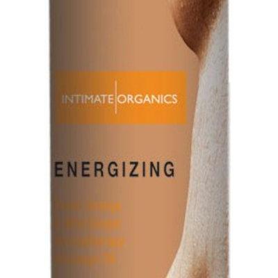 Intimate Organics Sensual Massage Oil Cocoa Bean and Goji Berry, 4 Ounce (Sensual