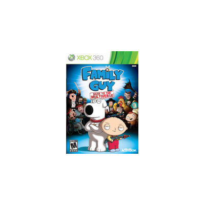 Activision Family Guy: Back to the Multiverse