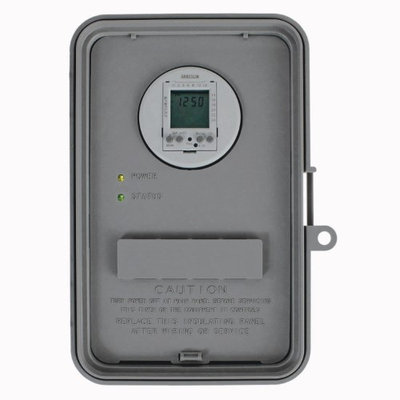 Intermatic 24 Hr/7 Day Digital Timer (GM40AVE-RD89)