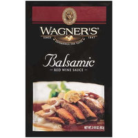 Wagner's Balsamic Red Wine Sauce, 218 oz