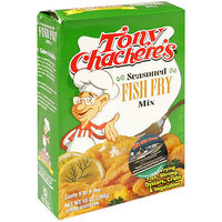 Tony Chachere's Famous Creole Cuisine Seasoned Fish Fry Mix