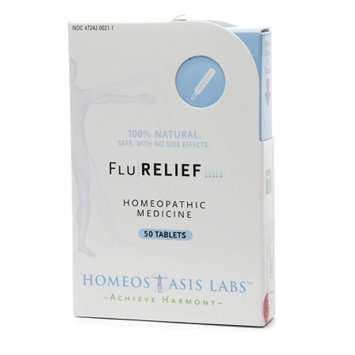 Homeostasis Labs Flu Relief