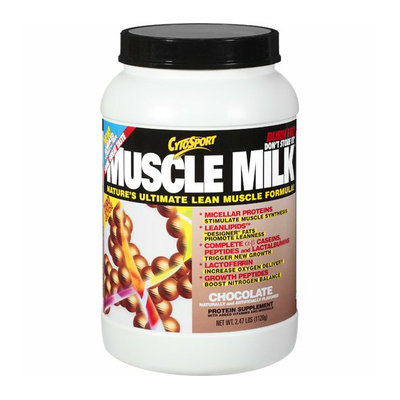 Cytomax 606952 Musclecle Milk Chocolate 2. 48Lb Can