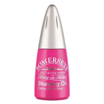 Somersets Women's Extra Sensitive Shaving Oil, .5 fl oz