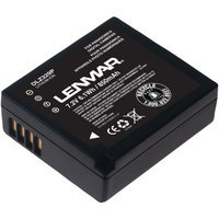 Lenmar DLZ329P Replacement Battery for Panasonic DMW-BLE9