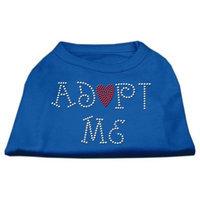 Ahi Adopt Me Rhinestone Shirt Blue XXXL (20)