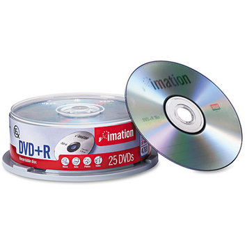 Imation 17194 16x DVD+R Media
