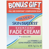 Palmer's Skin Success Eventone Fade Cream 2.7 Oz with Bonus Even Tone Complexion Soap