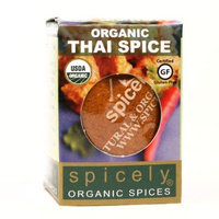 Spicely Organic Thai Spice Blend - Compact