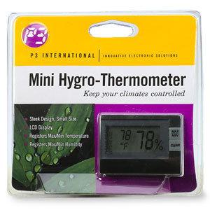 P3 International Mini Hygro-Thermometer