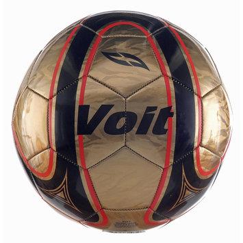 Voit Fenix Official Size 5 Soccer Ball Gold/Black Graphic