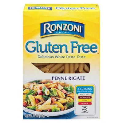 New World Pasta Co. Ronzoni Gluten Free Penne 12oz