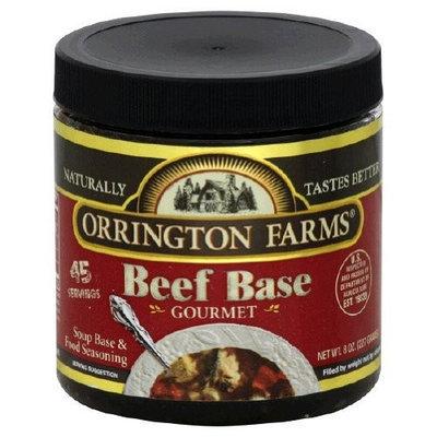 Orrington Farms Gourmet Beef Paste Base, 8-Ounce Jars (Pack of 6)